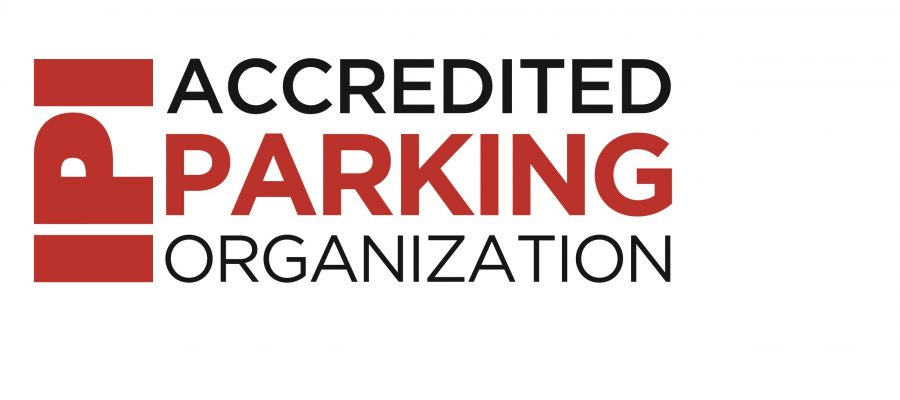 IPI Accredited Parking Organization logo