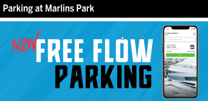 Marlins Free Flow Ad
